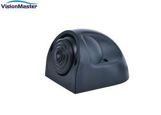 Fisheye Front And Rear Car Camera System , Monitoring 360 Surround View Car Camera