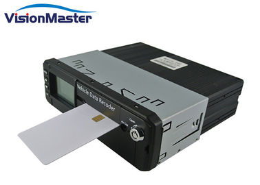 Food Truck Bus HD Dvr Recorder , Freighter / Bulldozer HD Digital Video Recorder