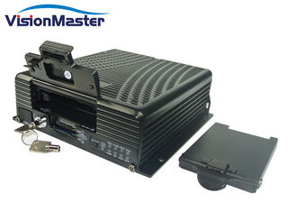 1080P Mobile GPS Mobile DVR For Vehicles Monitoring RS485 / RS232 Extension