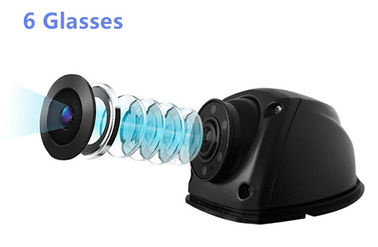 Infrared Car Surveillance Camera System , Anti Vandal Car Security Camera For Mobile