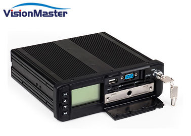 China Manual FHD 1080P Mobile DVR , PAL / NTSC Signal Format Vehicle Dvr Recorder supplier