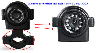 CMOS Full Frame Hidden Car Security Camera CAM Max 1W Power Punch Type